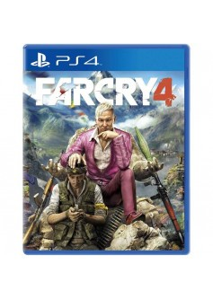 FARCRY4 (Far Cry 4) (PS4)