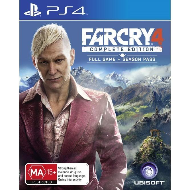 FARCRY4 (Far Cry 4) Полное издание (PS4)