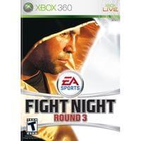 EA Sports fight night round 3 (Xbox 360) б/у