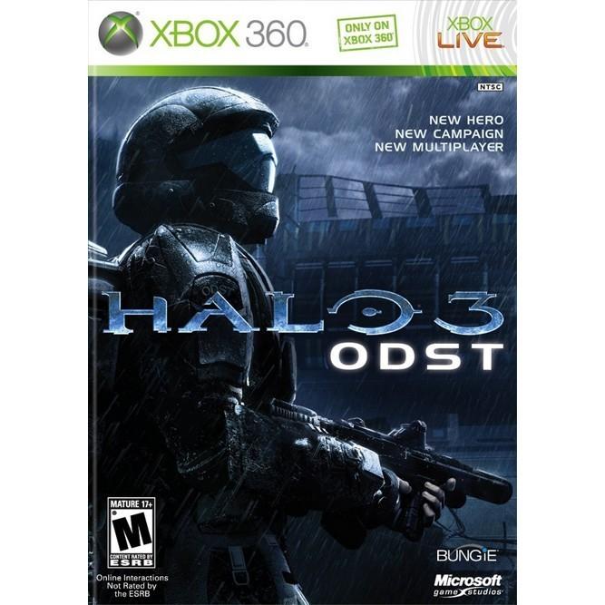 Halo 3 ODST одиночная кампания (Xbox 360) б/у