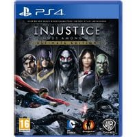 Injustice: Gods Among Us Ultimate Edition (PS4) б/у