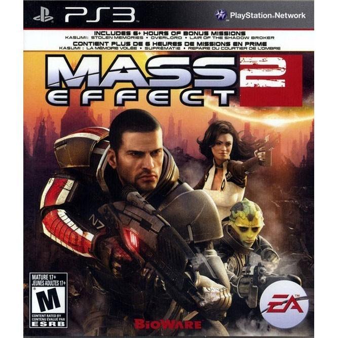 mass effect 2 (PS3) б/у
