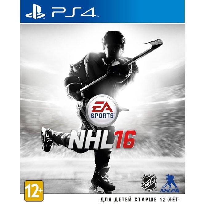 NHL 16 (PS4) б/у