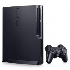 Приставка PS3 Slim 160 gb б/у