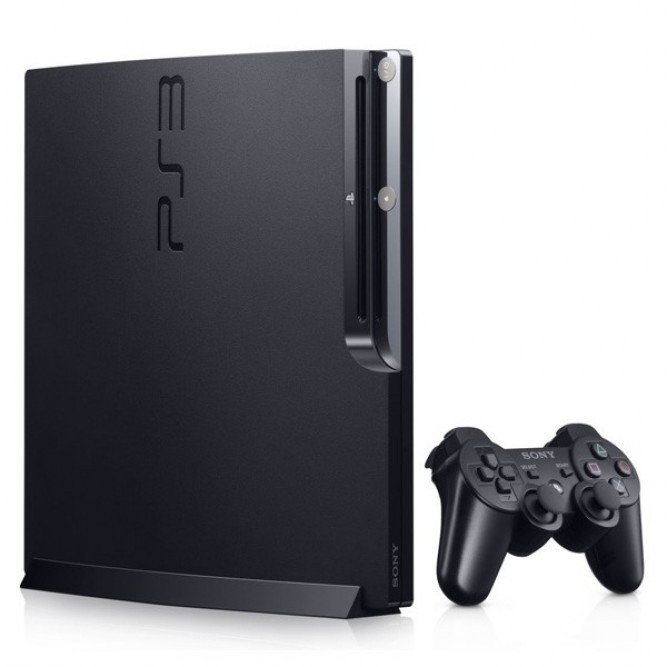 Приставка Sony PlayStation 3 Slim (160 Гб) б/у