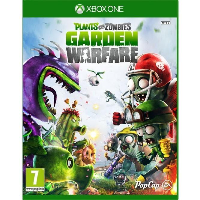 Plants vs Zombies (Xbox One) б/у