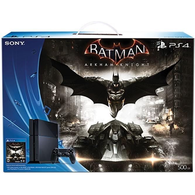 PS4 + batman