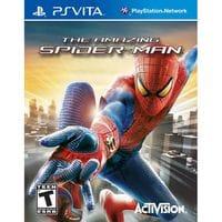 Человек-паук новый (PS Vita)