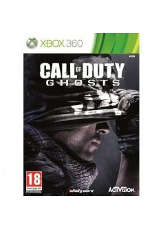 Карточка Xbox360 игра Call of Duty: Ghosts