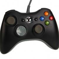 Геймпад Microsoft Controller, проводной (Xbox 360) б/у