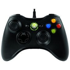 Геймпад Microsoft Controller, проводной (Xbox 360)