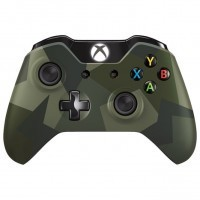 Геймпад Microsoft Controller for Xbox One camouflage