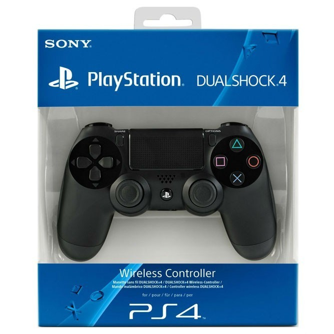 Геймпад Sony Dualshock 4 (PS4)
