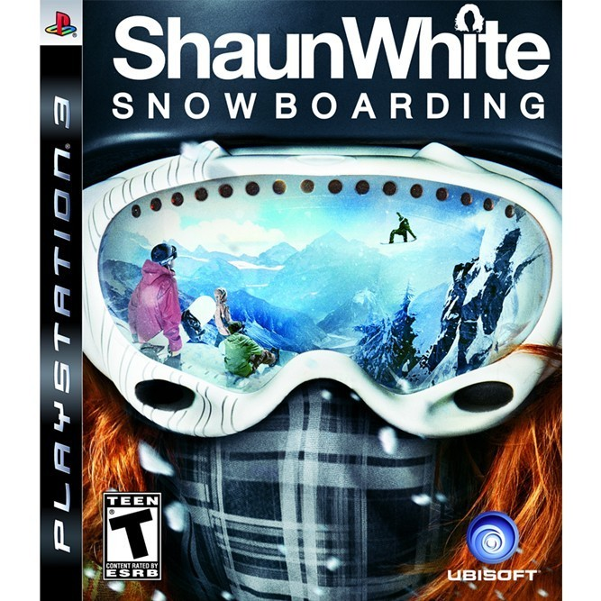 Shaun White Snowboarding (PS3) б/у