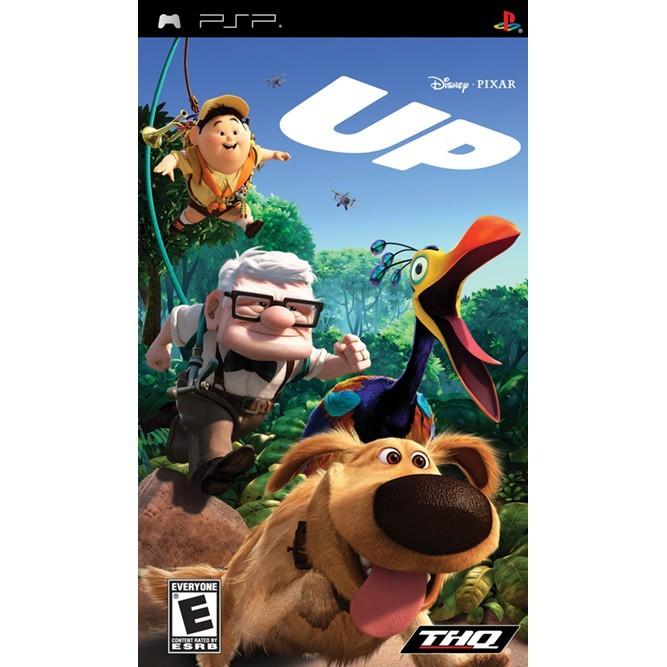 Disney Pixar Вверх (PSP)