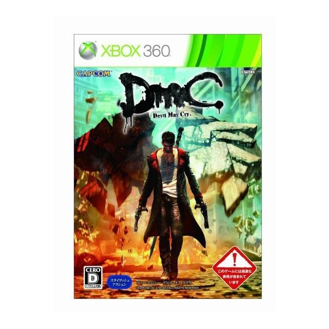 DMC (Devil May Cry) (Xbox 360) б/у