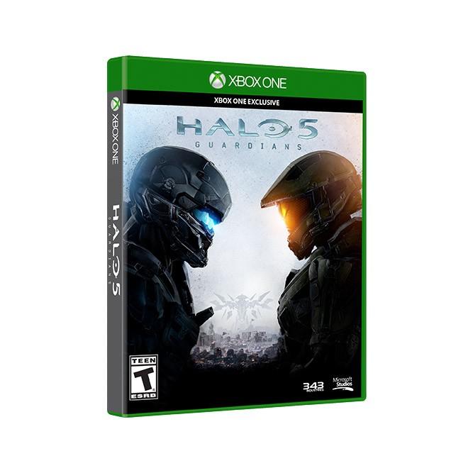 Halo 5 guardians (Xbox one) б/у