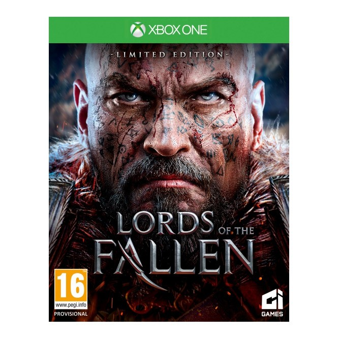 Lords of the fallen (Xbox One) б/у