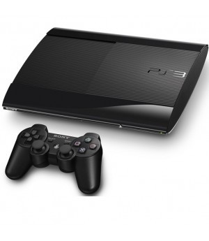 Приставка Sony PlayStation 3 SuperSlim (500 Гб) б/у