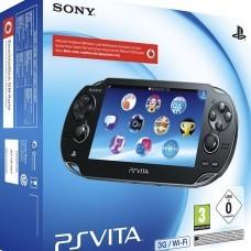 Приставка PS Vita 3G + Wi-Fi б/у