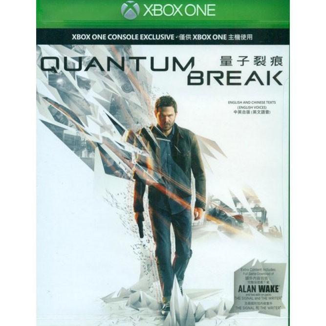 Quantum Break (Xbox One) б/у