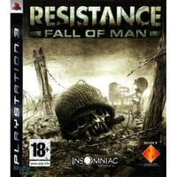 Resistance fall of man (PS3) б/у