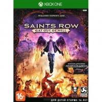 Saints Row: Gat out of Hell. Издание первого дня для Xbox One (б/у)