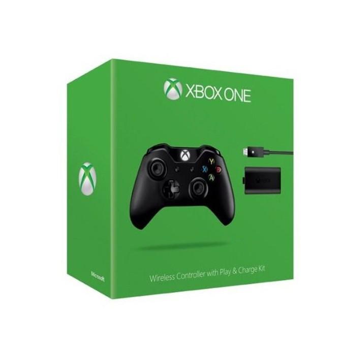 Беспроводной геймпад для Xbox One с зарядным устройством