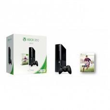 Xbox 360 Е 500gb с игрой FIFA 15