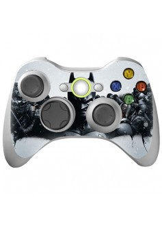 Наклейка Бэтмен на геймпад Xbox 360