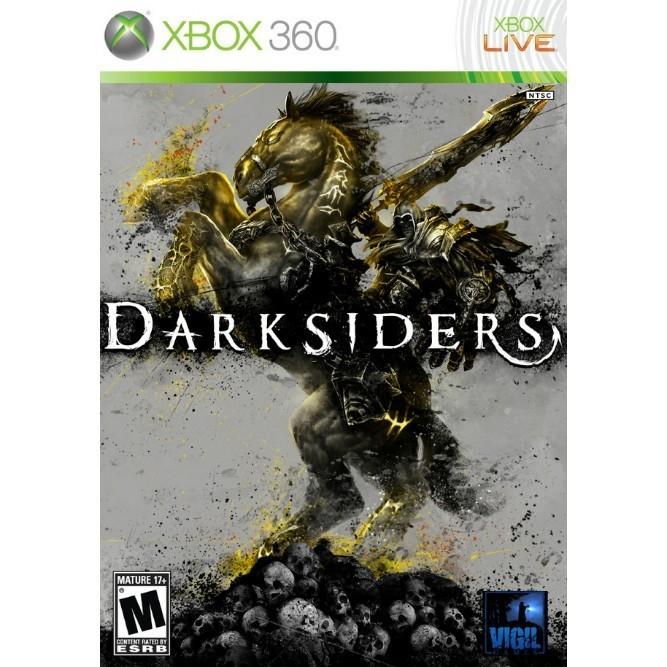 Darksiders (Xbox 360) б/у