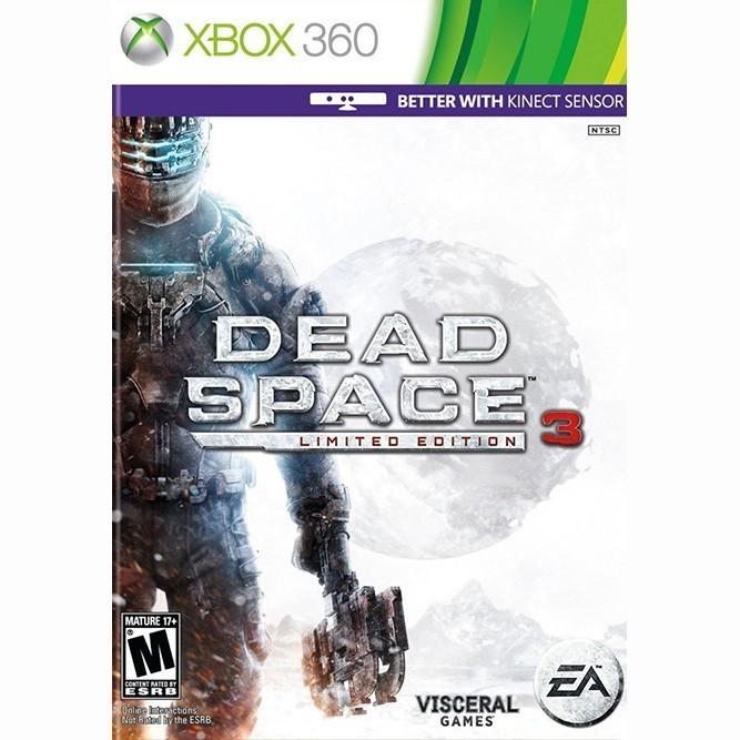 Dead Space 3 (Xbox 360) б/у