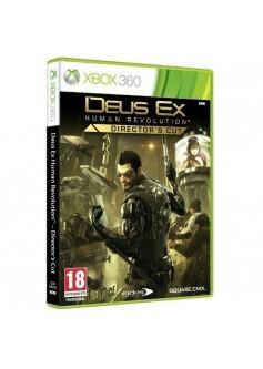 Deus ex human revolution: directors cut (Xbox 360) б/у