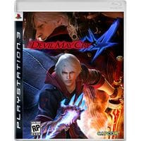 Devil May Cry 4 (PS3) б/у
