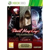 Devil may cry HD collection (Xbox 360) б/у