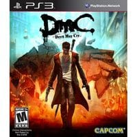 Devil May Cry (DMC) (PS3) б/у