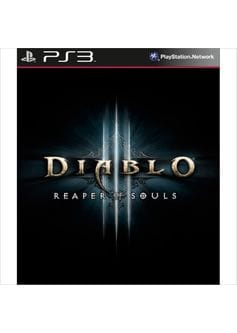 Diablo III Reaper of the Soul (PS3) б/у