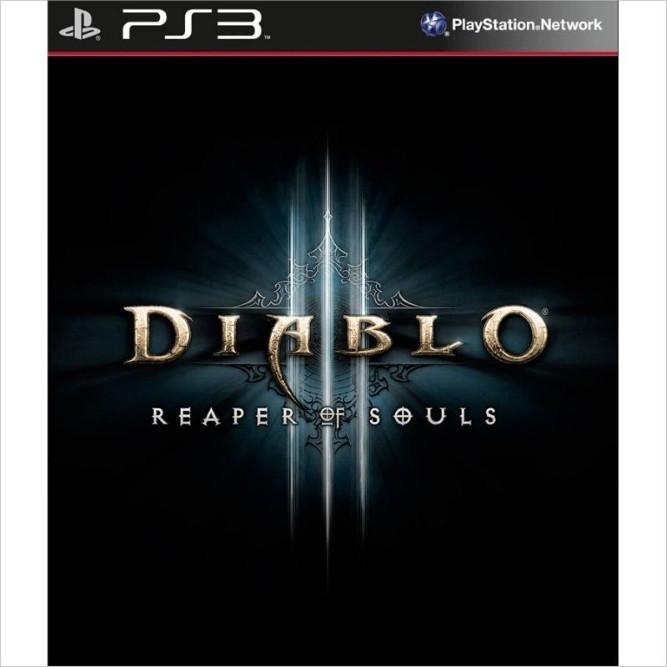 Diablo III Reaper of the Soul (PS3) б/у