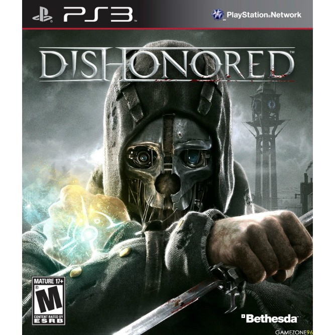 Dishonored (PS3) б/у