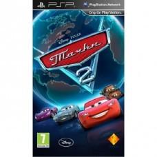 Disney Pixar Тачки 2 (PSP)