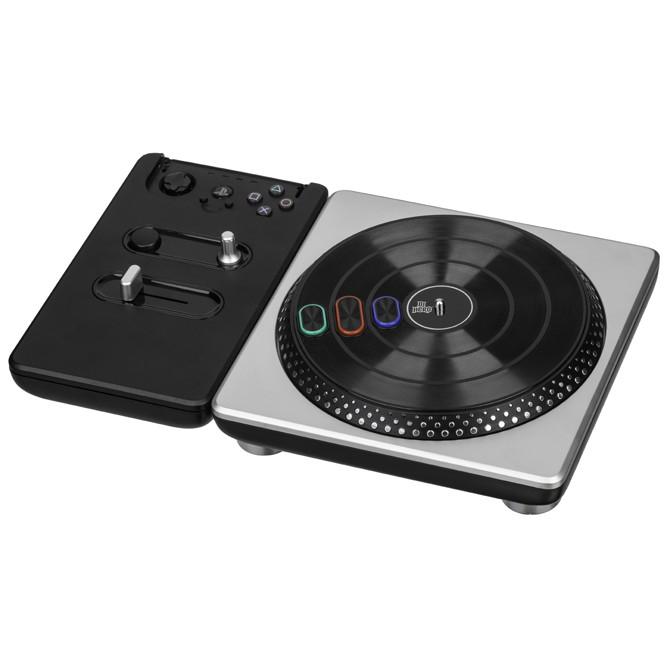 Контроллер для DJ Hero (PS2, PS3), б/у