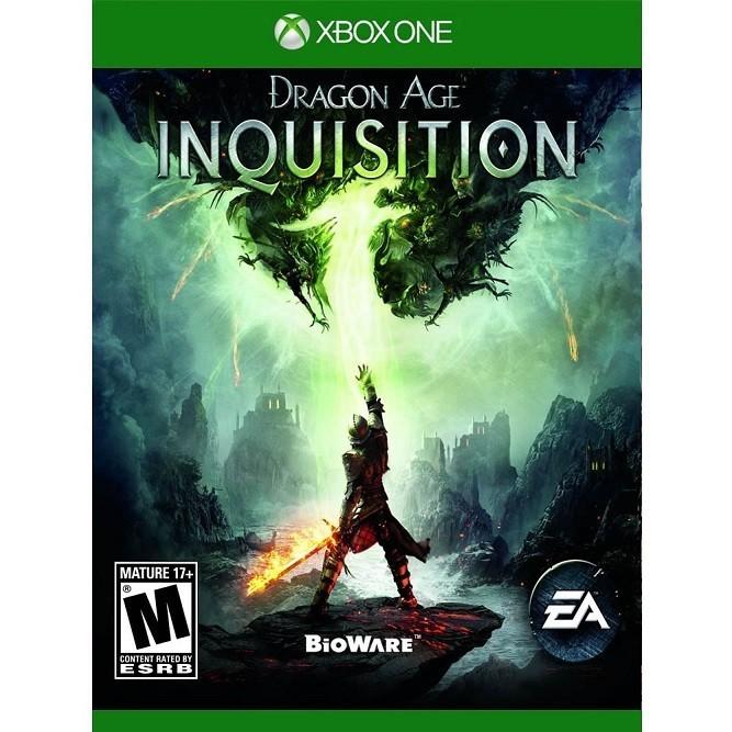 Dragon Age: Инквизиция (Xbox One) б/у, rus sub