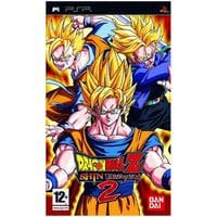 Dragon Ball Z shin Budokai 2 (PSP)