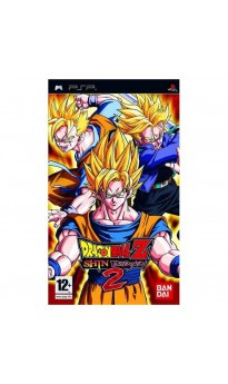 Dragon Ball Z shin Budokai 2 (PSP)
