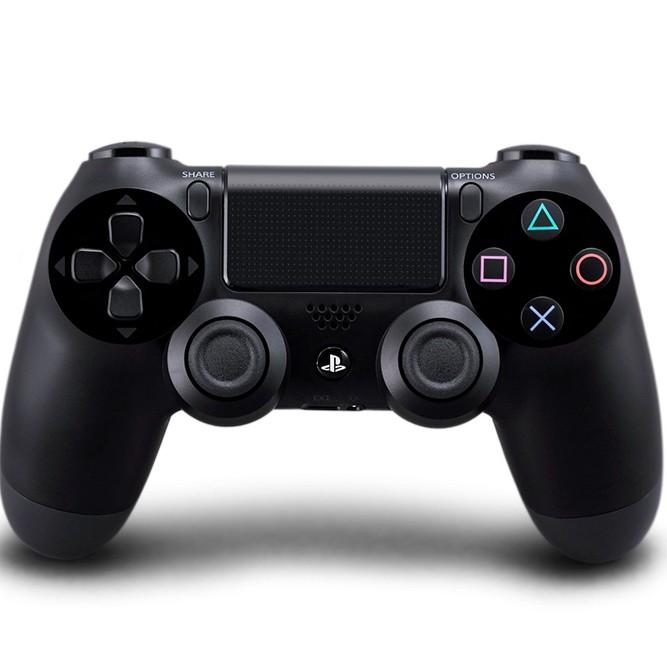 Геймпад Sony DualShock 4 (PS4) V1 Черный б/у