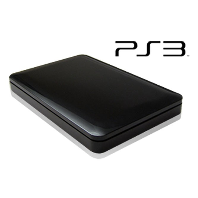 Внешний жесткий диск 500 Gb с играми для Cobra ODE 4.53 (PS3)