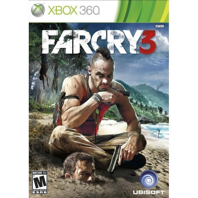 Far cry 3 (Xbox 360) б/у