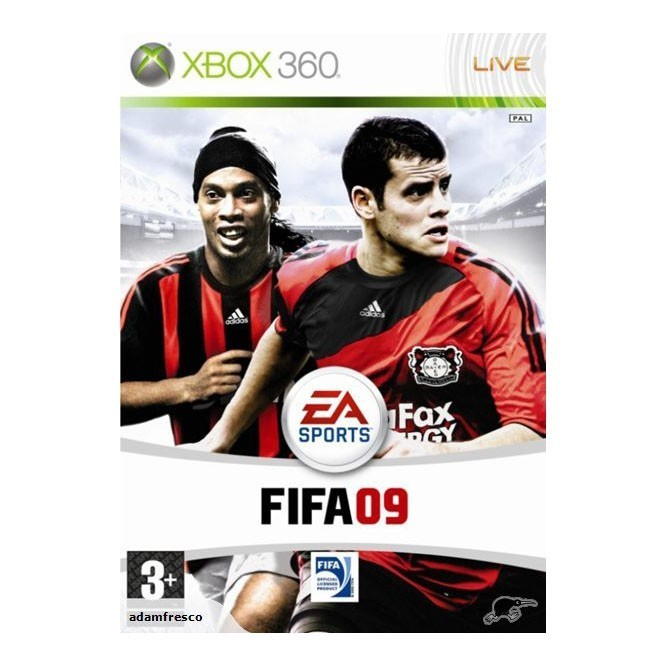 FIFA 09 (Xbox 360) б/у