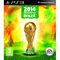 FIFA 14 world cup brazil (PS3) б/у