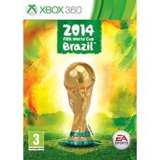 Fifa 14 world cup brazil (Xbox 360) б/у